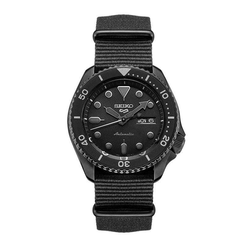SEIKO 精工 SEIKO 5系列 SRPD79K1 男士自动机械手表