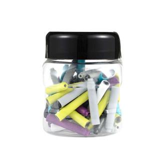 欧领(online)Cartridges 钢笔墨囊 德国原装进口墨囊-60个黑色罐装
