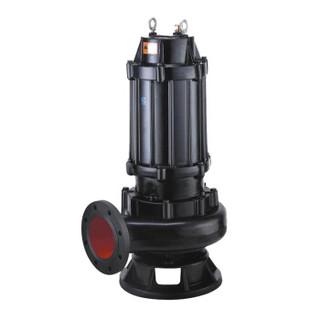 开利500WQ3000-14-160无堵塞排污泵功率160kw流量3000扬程14m口径20寸(定制)