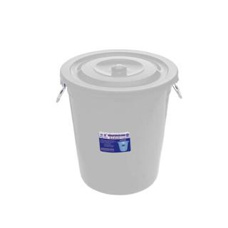 恒丰牌 85L 200型 蓝色水桶 垃圾周转桶 精品塑料水桶 厨房用大水桶