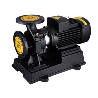 开利 ISW200-400(I)A-4P 卧式管道离心泵 380V 功率75KW 流量374 扬程44m 口径8寸