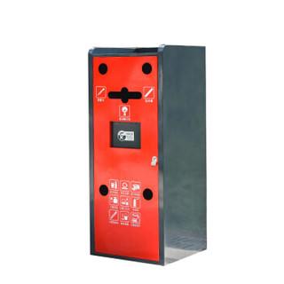星工(XINGGONG)户外分类不锈钢垃圾桶果皮箱室外小区环卫垃圾箱 MX-18208(120升塑料内桶)