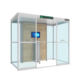 格瑞宁 YZ E300 微生态智能环保吸烟室
