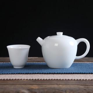佳佰DKH YOUKE友客 玻璃泡茶壶煮茶器 加厚耐热可电陶炉加热烧水壶花茶壶办公泡茶玻璃茶具DC2341 1000ml
