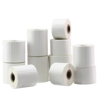 谊和(yihero)热敏不干胶标签纸条码纸贴纸价格标签合成纸服装标签通用型50mm*30mm