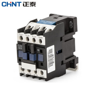 正泰(CHNT)CJX2-1201 24V 交流接触器 12A接触式继电器