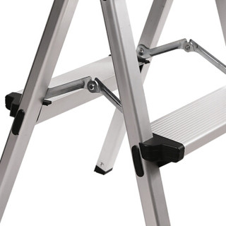 RedCamp 家用梯 折叠铝合金梯便捷式登高椅凳 室内人字梯 摄影梯 两步梯