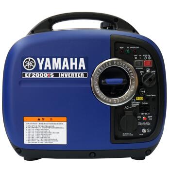 雅马哈汽油发电机EF2000iS变频静音 额定功率1.6KVA 单相四冲程手启动 标配订制