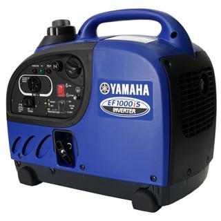 雅马哈汽油发电机EF1000iS 额定功率0.9KVA 单相四冲程手启动 标配订制