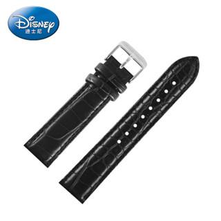 迪士尼(Disney)原装表带针扣通用配件20mm皮带石英手表链适用于男表 手表配件 BD-TZ-O3305B