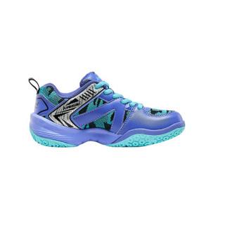 川崎(KAWASAKI)羽毛球鞋 亲子鞋 男鞋女鞋透气防滑耐磨运动鞋  K-078D 紫色 45
