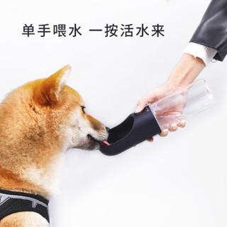 小佩PETKIT宠物随行杯漫威版狗狗喝水器 宠物外出饮水器 户外喂水器 便携式水杯 随身水壶 惊奇队长款 300ml