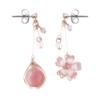 OSEWAYA NH36 樱花造型长款耳环