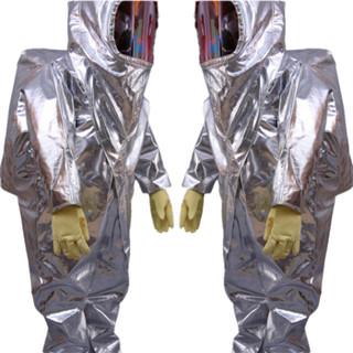 聚远(JUYUAN)20029/重型防化服、全封闭防化服FHLWS-010 银 XXL