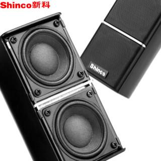 新科 (Shinco ) AK-100 家庭影院2.1音响套装 家用电视K歌蓝牙环绕音箱