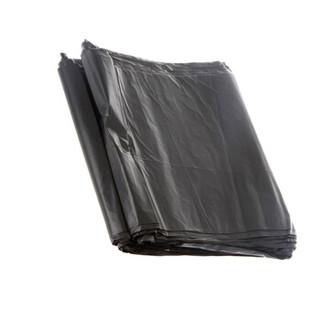 南 ST-2 手提垃圾袋35x55cm 50个一叠 手提一次性加厚垃圾袋 背心式黑色垃圾袋
