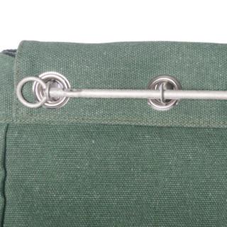 惠朗 huilang 0825银行专用提钞包帆布扣板包军绿色60捆600*330*770mm