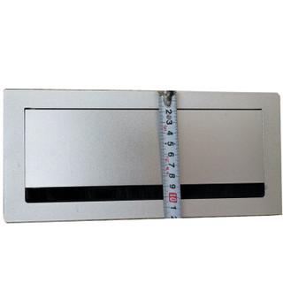 富庆源 桌面线盒 会议桌排线盒 B-0236