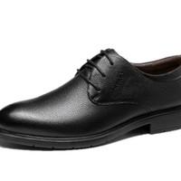 AOKANG 奥康 193211058 男款休闲鞋 黑色 39