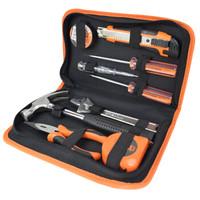 艾威博尔 EVER POWER 家用组套9件套 家庭五金工具组套水电维修安装电工工具包 EP451001
