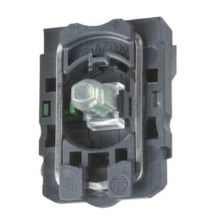 施耐德 XB5附件 按钮指示装置附件 ZB5AW0M41C LED型带触点按钮基座