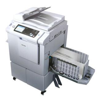 理光(Ricoh)DD5450C A3数码印刷机(主机+送稿器+网卡+油墨+版纸+纸条分页器+纸条分页器用纸条+工作台)