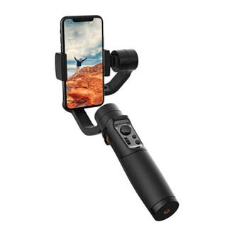 浩瀚卓越 hohem Isteady mobile Plus 手机稳定器 手持云台三轴陀螺仪 volg抖音拍摄gopro小蚁运动相机平衡器