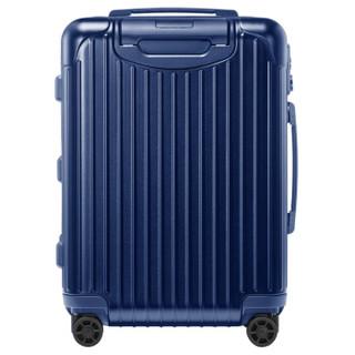 RIMOWA 旅行箱拉杆箱 ESSENTIAL系列 832.53.61.4 哑蓝色 21英寸