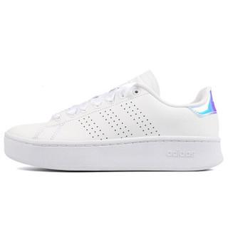 ADIDAS 阿迪达斯 NEO 女 运动休闲系列 ADVANTAGE BOLD 运动 休闲鞋 EE9974 38码 UK5码
