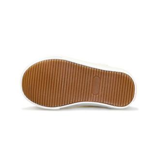 回力 Warrior 儿童男女童单网面透气镂空软底休闲小白鞋网鞋板鞋 WZ18-805 粉白 35