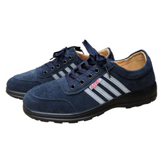 恒拓防护(Heng Tuo SAFETY SHOES SAFETY SHOES)LN-A01 劳保鞋 透气电工绝缘鞋、翻毛劳保安全鞋 41码