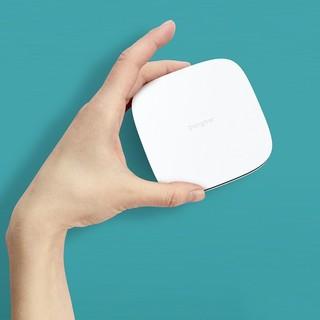 当贝超级盒子H1 高清智能网络电视盒子机顶盒(双频wifi 2G+16G内存 海思处理器 4K超高清输出 H.265硬解)