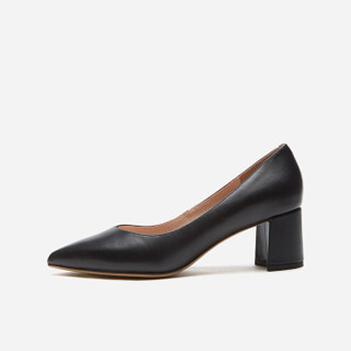 热风HotwindH18W9503女士时尚高跟鞋 03米色 35