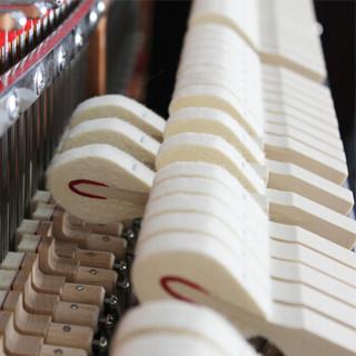 星海钢琴125A高配版 全新家用立式钢琴 初学专业演奏通用钢琴