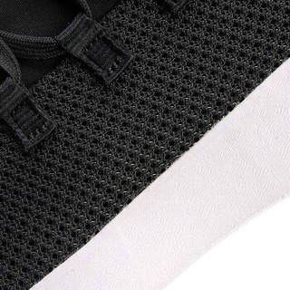 李宁 LI-NING 运动时尚系列 男 运动时尚鞋 AGBN033-2 标准黑/标准白 43.5码