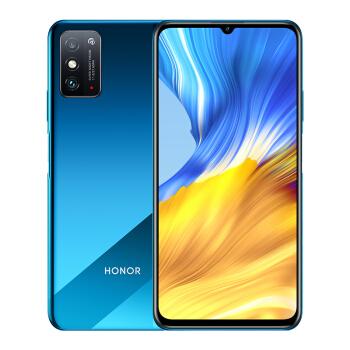 HONOR 荣耀 X10Max 5G手机 6GB+128GB 竞速蓝