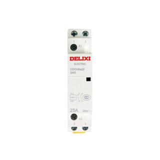 德力西电气(DELIXI ELECTRIC)接触器 CDCH8S25 2N0 250V 2P 25A (4个装) /件 可定制