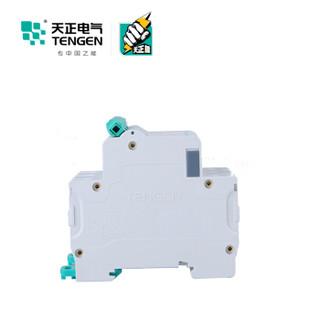 天正电气(TENGEN)TGB1N 空气开关 3P C50A 6KA 家用微断小型空开 总闸总开关 微型断路器