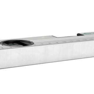 世达(SATA)91606  高精度水平尺专业级水平尺水平仪铝合金靠尺测量工具尺家用装修水平仪1200MM/48英寸