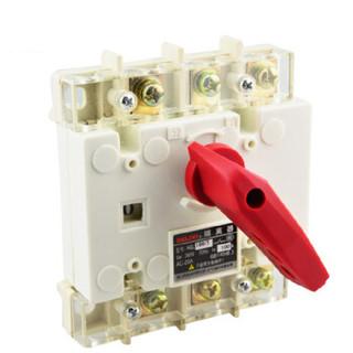 德力西电气(DELIXI ELECTRIC)HGL-160/3 160A 隔离开关 /个 可定制