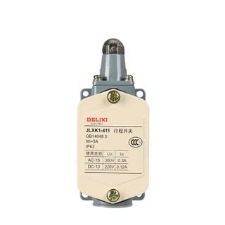 德力西电气(DELIXI ELECTRIC)JLXK1-411 行程开关 (3个装) /件 定制