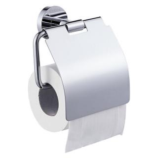 卡贝(cobbe)T11567卫生纸架卷纸架壁挂式厕所浴室卫生间纸巾架家用厕纸架铜