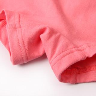 朵熙儿 Dorsill 3条装儿童内裤女童平角裤宝宝三角裤小女孩中大童短裤 小象平角款 130