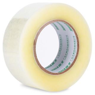 天章办公(TANGO) 探戈高品质透明封箱胶带胶带48mm*200y(182.8米) 24卷/箱