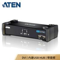 ATEN宏正 CS1762A 2端口USB 2.0 DVI KVMP 多电脑切换器