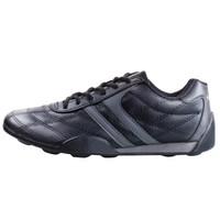 双星足球鞋男女成人儿童足球鞋碎钉 9011 黑灰 40