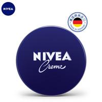 NIVEA 妮维雅 经典蓝罐 润肤霜 60ml *3件