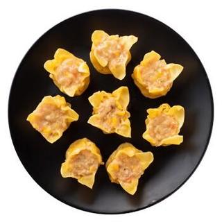 京东PLUS会员 : CP 正大食品 玉米猪肉烧卖 32只装 736g *8件