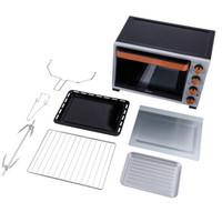 美的(Midea)T3-L324D二代 家用多功能 32升电烤箱 专业烘焙 搪瓷易清洁内胆 双层隔热门
