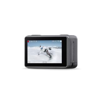 DJI 大疆 Osmo Action 灵眸运动相机 双彩屏 超强增稳 超清画质 裸机防水&三星内存卡128GB